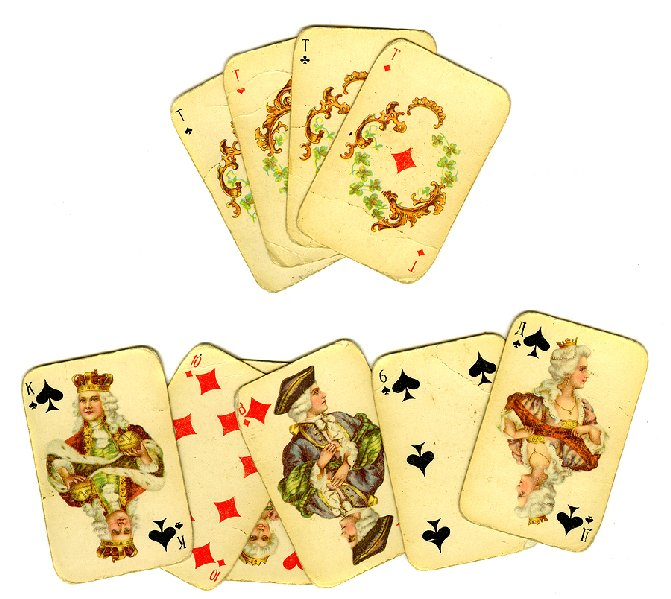 Poker ur ett historiskt perspektiv